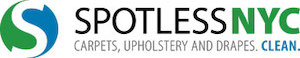 Spotless NYC: Carpet Cleaning | Upholstery Cleaning | Drapery Cleaning Logo